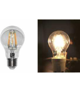 Glühlampe ADELEQ LED COG E27 Klar A60 230V 10W Warmweiß (13-27211000)